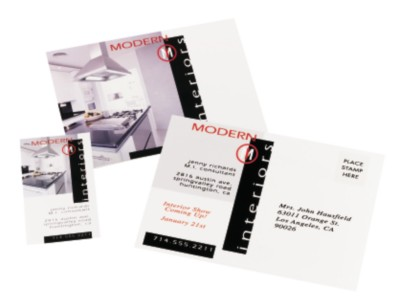 Business Brochure and Mailer