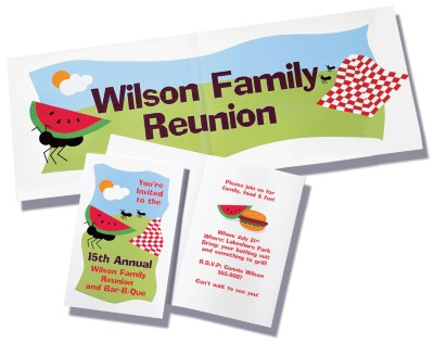 Plan a Family Reunion They'll Never Forget
