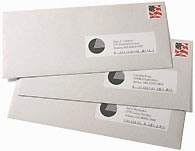 Print Address Labels from Your Mailing List