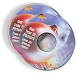 Digital Photo Holiday Greetings on CD