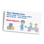 Imaginative uses for Avery Business Cards