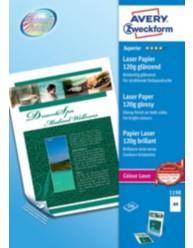 Colour laser photo paper superior glossy