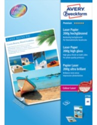Colour laser photo paper premium glossy