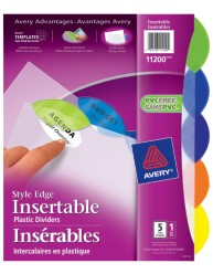 Avery Dividers 11200