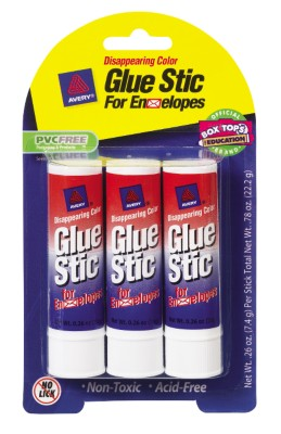 Disappearing Color Glue Stic for Envelopes 134