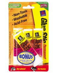 Avery Permanent Glue Stic 164 Packaging Image