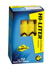 Avery Desk Style HI-LITER 7742, Packaging Image