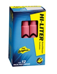 HI-LITER® Desk-Style Highlighters 7749, Packaging Image