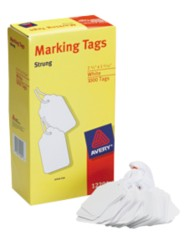White Tags