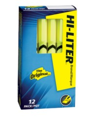 HI-LITER® Pen-Style Highlighters 23591, Packaging Image