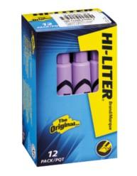 HI-LITER; Desk-Style Highlighters 24060, Packaging Image
