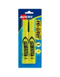 Avery Hi-Liter Highlighters