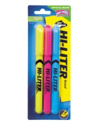 HI-LITER Desk Style Highlighters