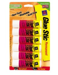 Avery® Permanent Glue Stic 98095, Packaging Image