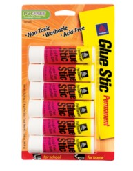 Avery® Permanent Glue Stic 98095, Packing Image