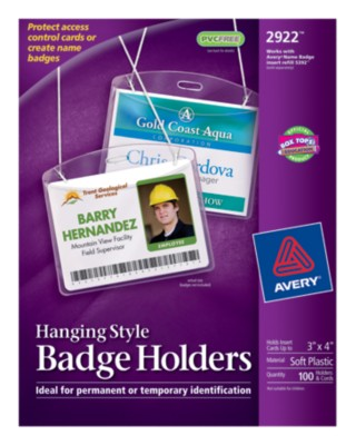 Badge Holders - Neck Hanging Style 2922