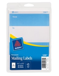 To & From Mailing Labels