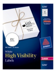 High Visibility Labels