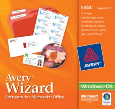 Avery Wizard