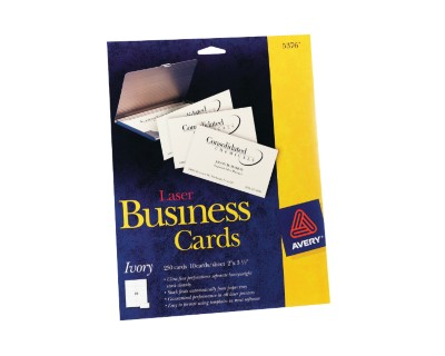 Laser Business Cards 5376
