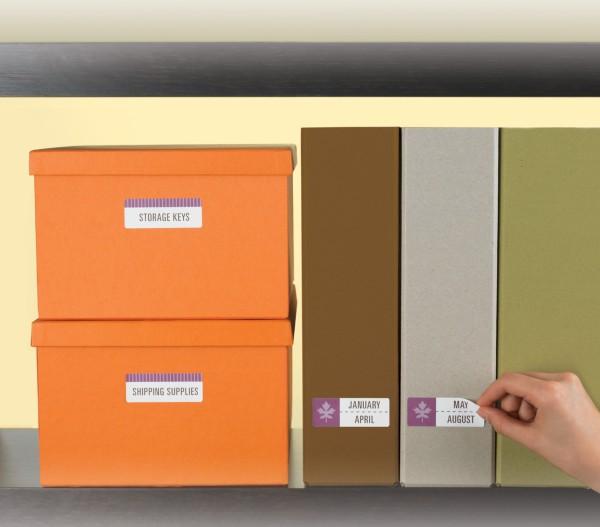 Organization Labels