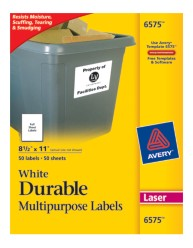 Durable I.D. Labels