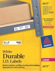 Durable I.D. Labels