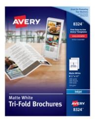 avery tri fold brochure template avery printable white tri fold brochures