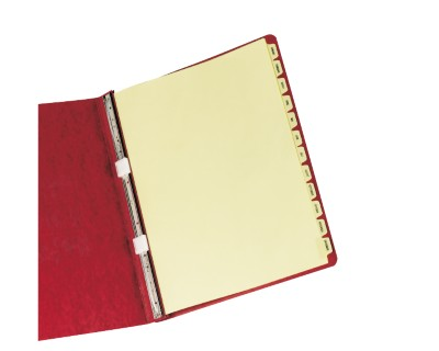 Data Binder Tab Dividers 11767