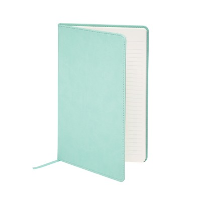 "MSHO - Leatherette Journal, 5-1/2""x8-1/2"", Blue 14852"