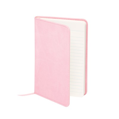 "MSHO - Leatherette Journal, 4""x6"", Pink 14859"