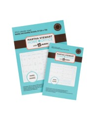 "Martha Stewart Home Office™ with Avery™ 2013 Calendar Insert 14963, 5-1/2"" x 8-1/2"", Packaging Image"