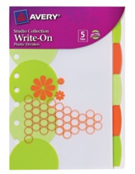 Studio Collection Write-On Dividers 16184, Packaging Image