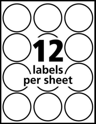 9 labels
