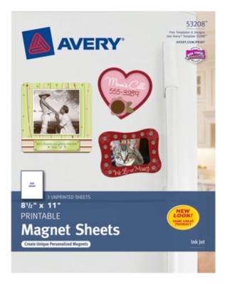 Magnet Sheets 53208