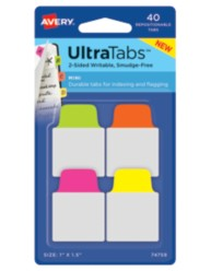 Avery® Mini UltraTabs™ 74759, Packaging Image