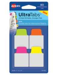 Avery® Mini UltraTabs™ 74762, Packaging Image