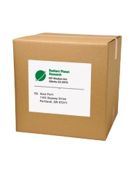 Avery White Shipping Labels 91200, Packaging Image