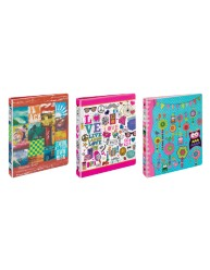"""Avery Durable Collage Binder with 1"""" Round Rings 03242, Application Image"""