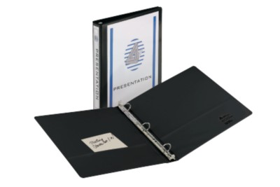 Economy View Binders - Round Rings 5751