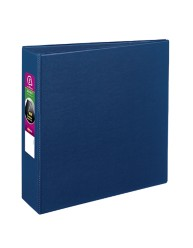"Avery® Durable Binder with 3"" Two Booster EZD™ Rings 07700, Application Image"
