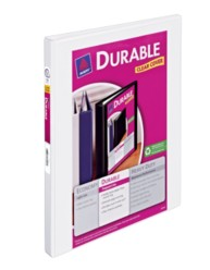 "Avery® Durable View Binder with 1/2"" Slant Rings 17002, Packaging Image"