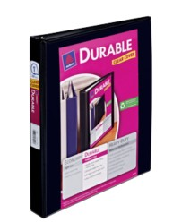 "Avery® Durable View Binder with 1"" Ring 17011, Packaging Image"
