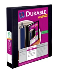 "Avery® Durable View Binder with 1-1/2"" Slant Rings 17021, Packaging Image"