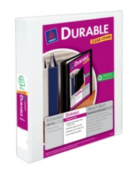 "Avery® Durable View Binder with 1-1/2"" Slant Rings 17022, Packaging Image"