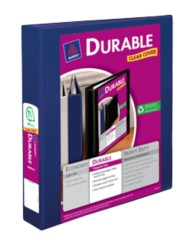 "Avery® Durable View Binder with 1-1/2"" Slant Rings 17024, Packaging Image"