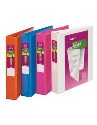 "Avery® Durable View Binder with 1-1/2"" Slant Rings 17028, Packaging Image"