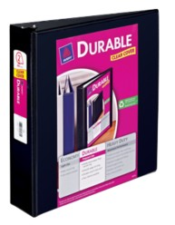 "Avery® Durable View Binder with 2"" Slant Rings 17031, Packaging Image"