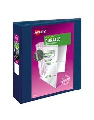 """Avery Durable View Binder with 2"""" Slant Rings 17034, Application Image"""