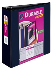 "Avery® Durable View Binder with 3"" Ring 17041, Packaging Image"